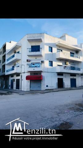 Immeuble R+3 situé au centre ville de Bizerte