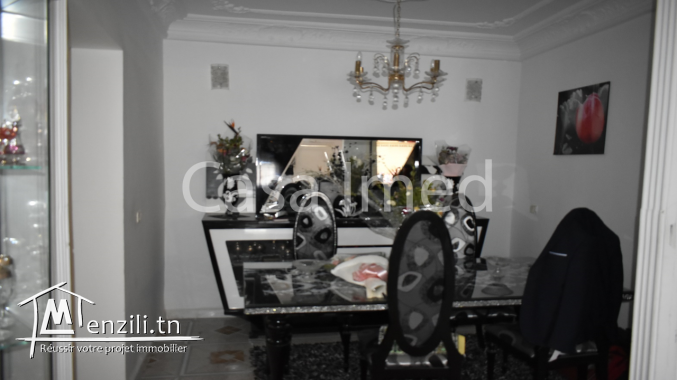 un beau duplex a vendre a Manouba