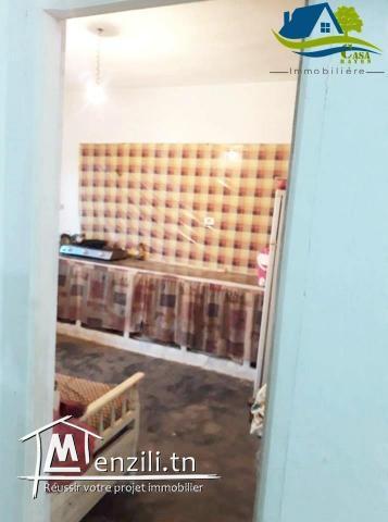 maison avec garage de 138 m2  à kélibia