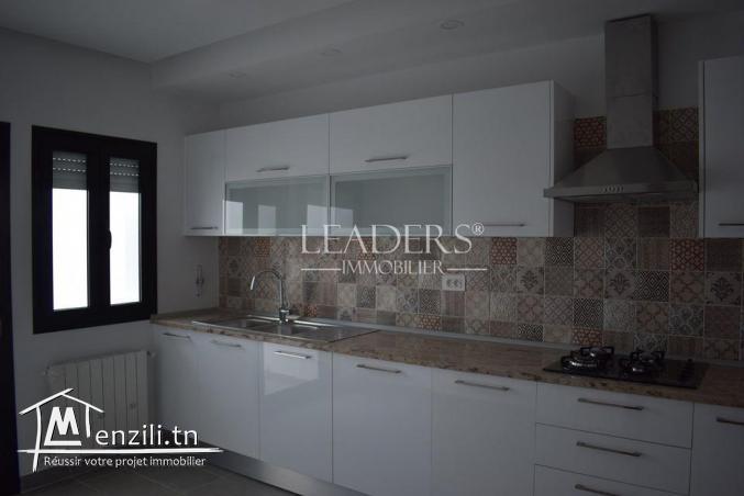 des beaux appartements hauts standing de style S+2 situés à Hammamet nord (kharouba )