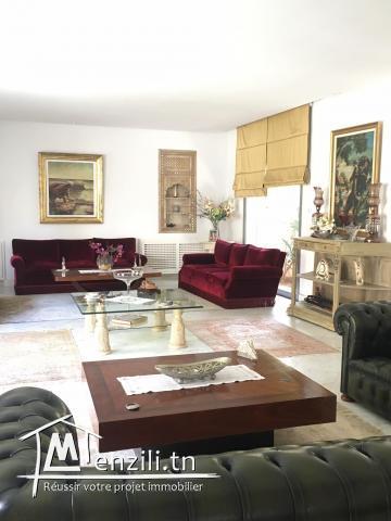 villa de luxe Au Jardin de Carthage