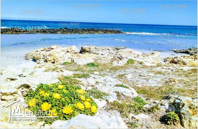 Terrain près du plage