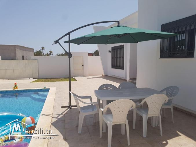 villa avec piscine L279
