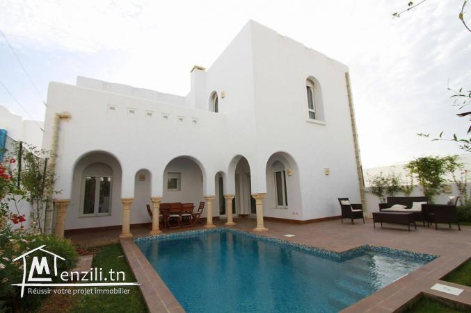 villa avec piscine L 134