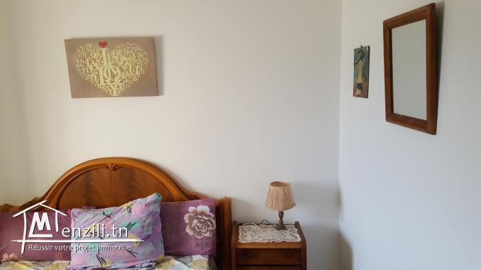 Maison à louer à el menzah 8 et 5 ennasr 1 et 2