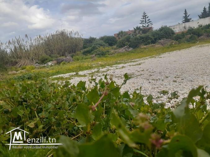 terrain à Soukra de 600 m2