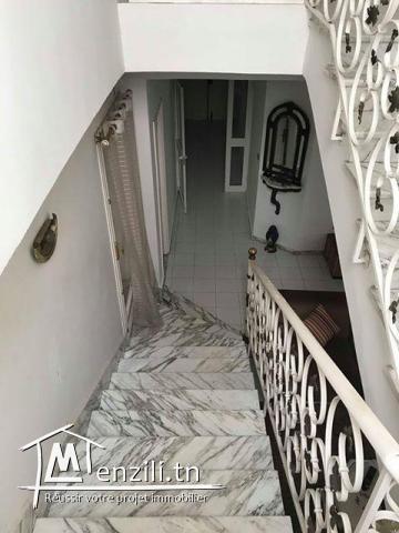Villa style americain