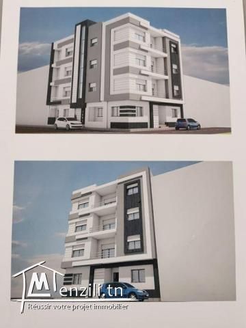 des appartement à 300 mètres de plage kelibia la blanche