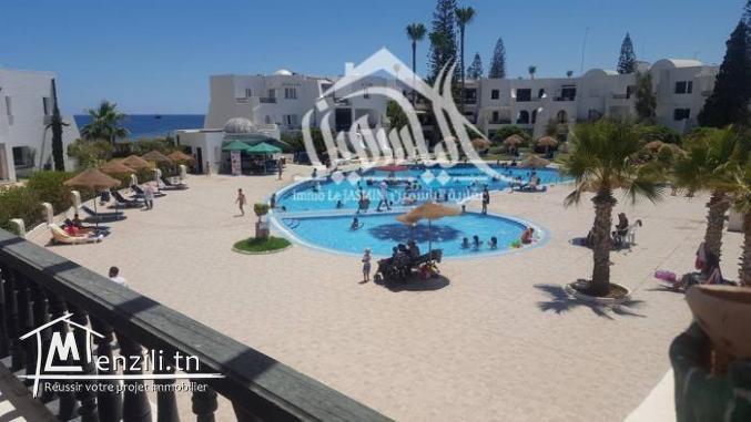 Bungalow vue  mer et piscine