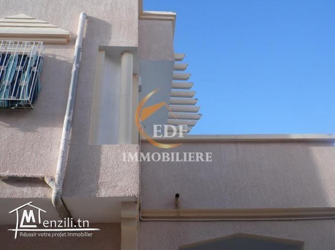 REF 2193 : Un bel immeuble de 4 appartements à Ibn sina Tunis