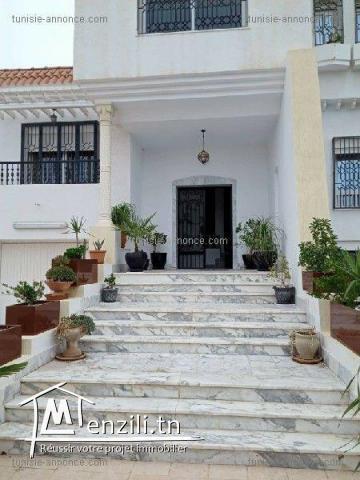 Villa haut standing à vendre ou à louer