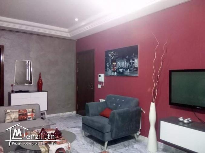 Appartement S+3 Haut Standing à La Soukra