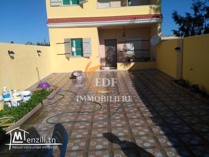 Réf 2191: Villa de compagne, Hriza , El Alia