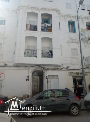 2  Apprt s+2 centre ville rue de madride