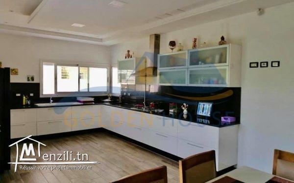 Magnifique à louer villa à la Soukra
