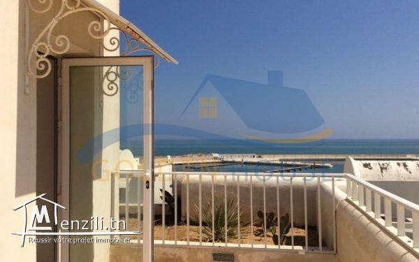 Marina Gammarth villa vue sur mer