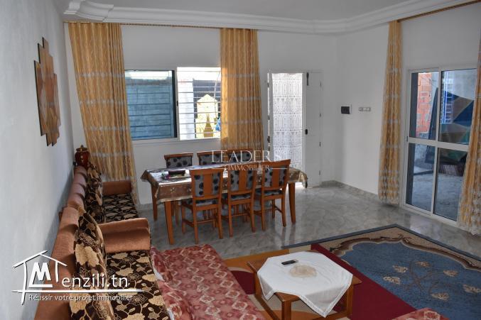 AV une maison a Bir Bouragba  Hammamet