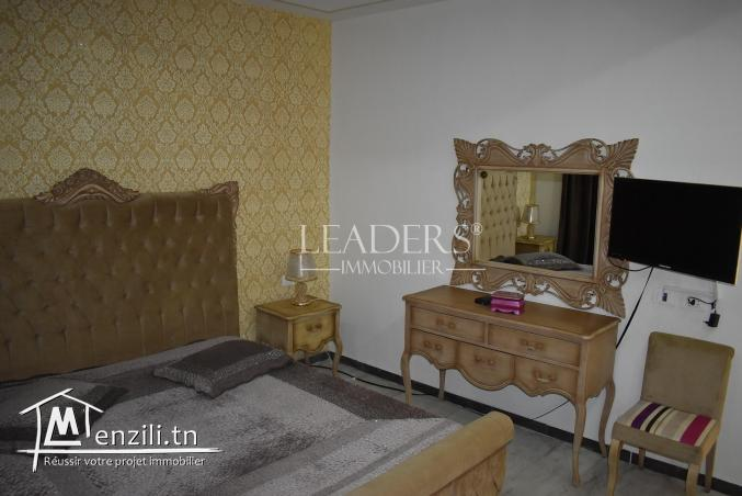 AV une villa pas loin centre villa Hammamet