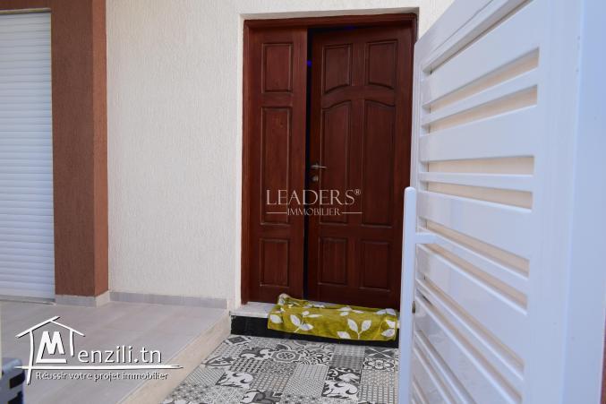 AV une maison à Mrezga Hammamet Nord