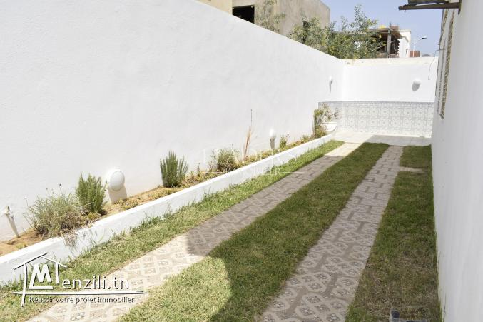 AV une villa à AFH  Mrezga Hammamet Nord