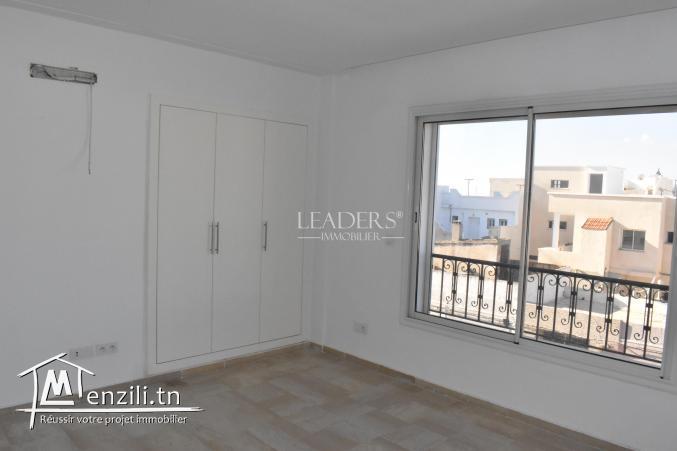 Un appartement hauts standing S+2 à vendre