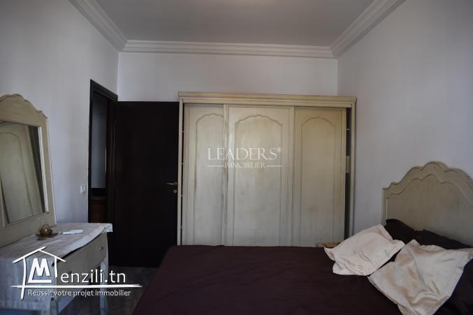 Appartement s+2 en 2éme étage