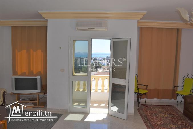 Un appartement S+2 en 2 éme étage