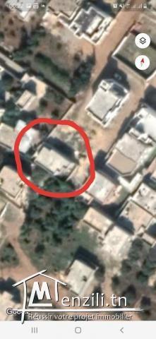 Villa inachevé à Rouayguia - Zaghouan