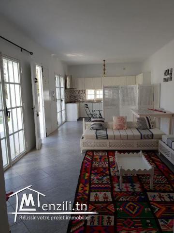 Villa LES DEUX OLIVIERS (Réf: V984) mme serine