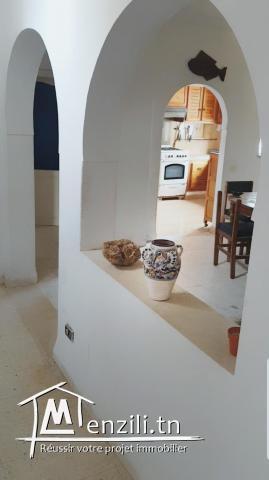 Superbe appartment à la Médina de Hammamet