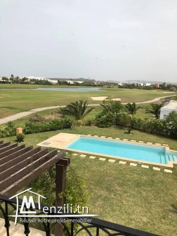 Location villa au Golf de Gammarth