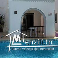 villa à Djerba avec piscine