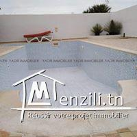 villa avec piscine a Djerba