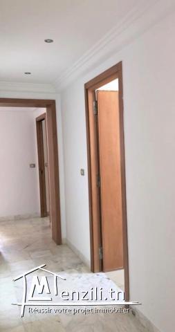 Appartement richement meublé aux cité olympique menzah