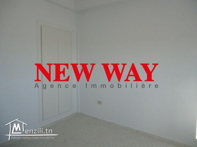 Appartement (s+2) à cité riadh, nouvellement construite