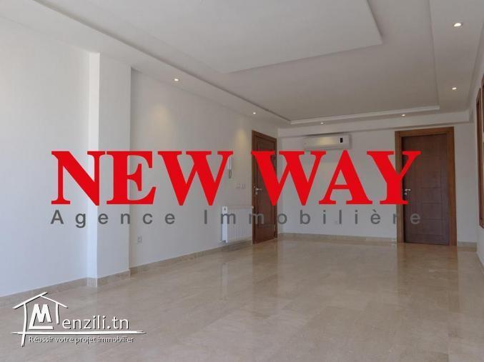 Appartement (s+2) de 141 m2