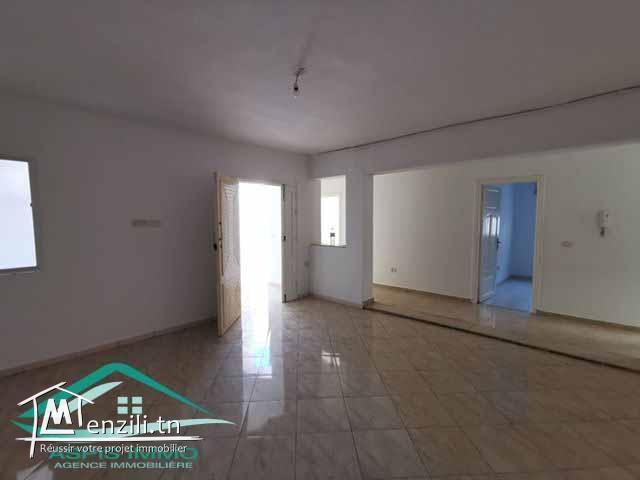 deux appartements à cité el bostène kelibia