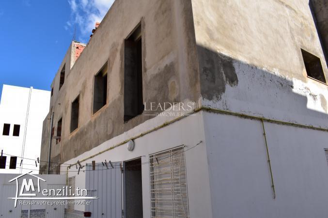 une belle Maison sur deux niveaux  à AFH  Mrezga