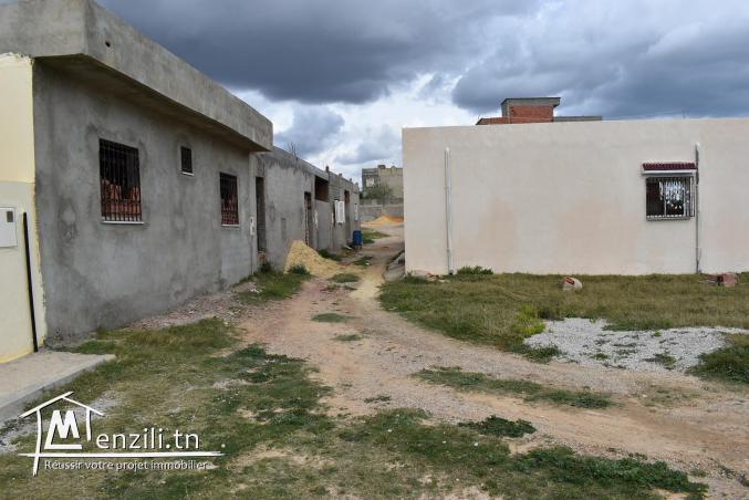 AV une maison à 4 km de Yasmin Hammamet.
