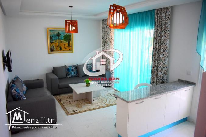 Maison à louer à Zone Touristique Mahdia