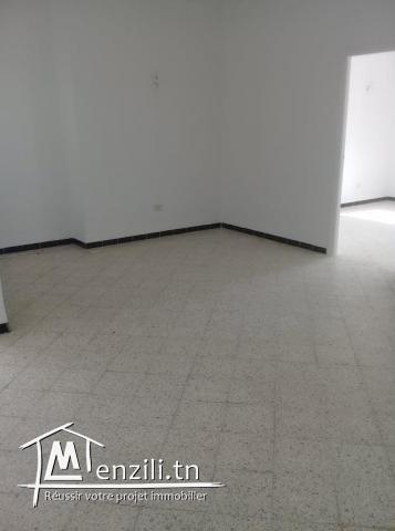 S+2 NON MEUBLÉ À HAMMAMET CENTRE