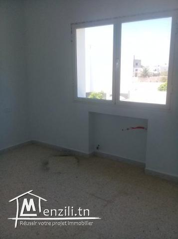 Appartement non meublé