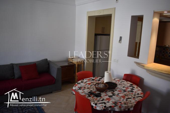AV un appartement de 70 M2 a Hammamet