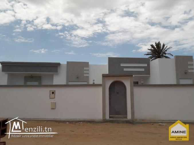 A vendre villa neuve à Djerba Midoun