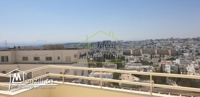 A vendre un appartement S+2 à Cité Ennasr