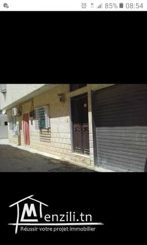 2 maisons et garage à vendre