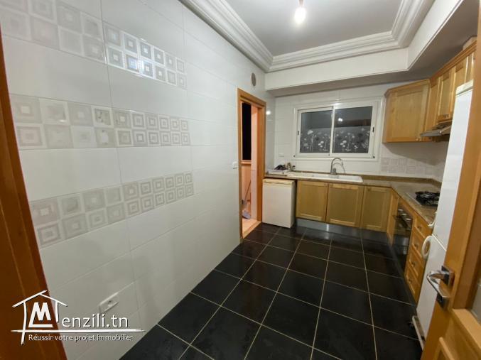 #Appartement S+2 usage habitation haut standing au #centre_Urbain_Nord