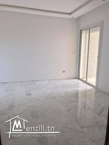 Appartement S+3 usage habitation haut standing #Ennasr2