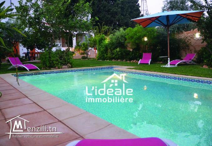 Villa Sabrina location estivale