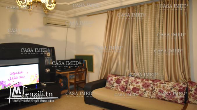 un appartement (3éme étage) à manouba